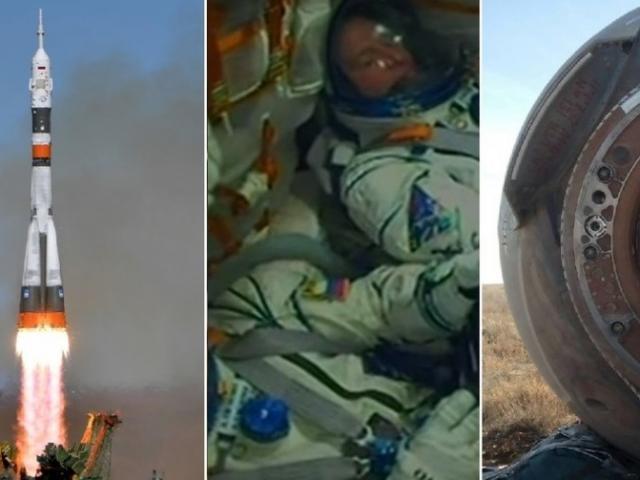 Nga: Phi hành gia thoát khỏi tên lửa nổ tung ở vận tốc 6000 km/giờ như thế nào?