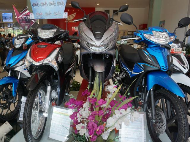 Mỗi ngày người Việt mua hơn 9.081 xe máy trong suốt 9 tháng năm 2018