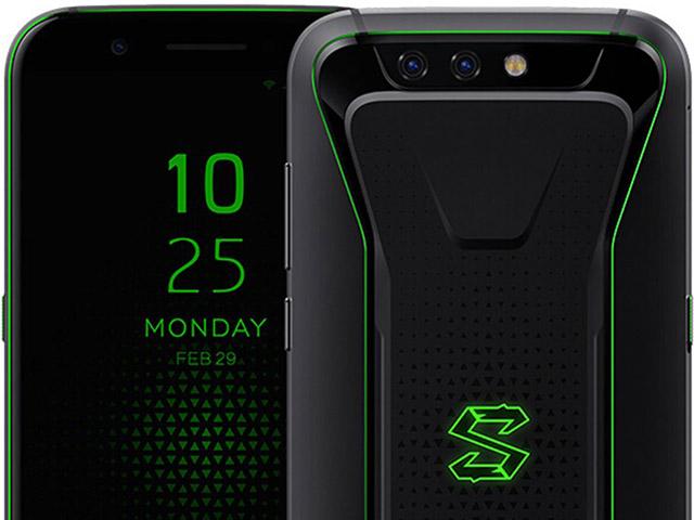 """Black Shark 2 - Điện thoại chơi game cực """"đỉnh"""" của Xiaomi đã xuất hiện"""