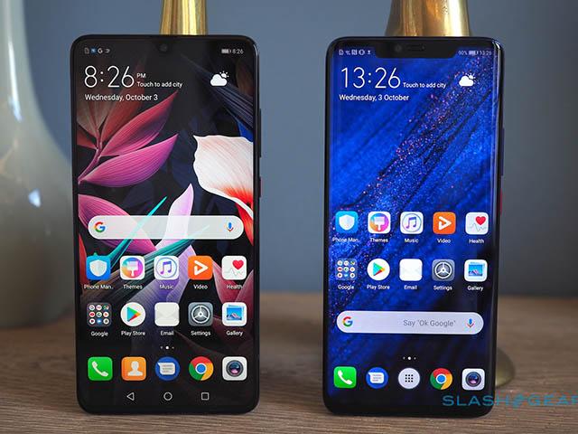 Huawei Mate 20 và 20 Pro trình làng với nhiều tính năng iFan thèm muốn