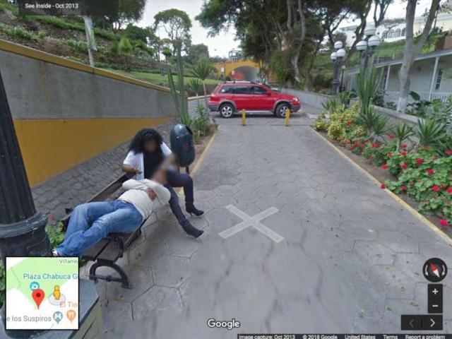 """Xem ảnh trên Google Maps, phát hiện vợ làm việc """"tày trời"""""""