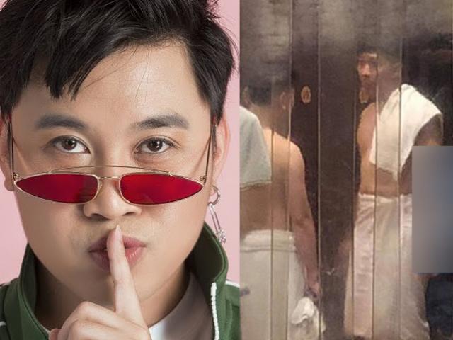 """Lộ ảnh """"tắm hơi hẹn hò"""" với Trấn Thành, Don Nguyễn nói gì?"""