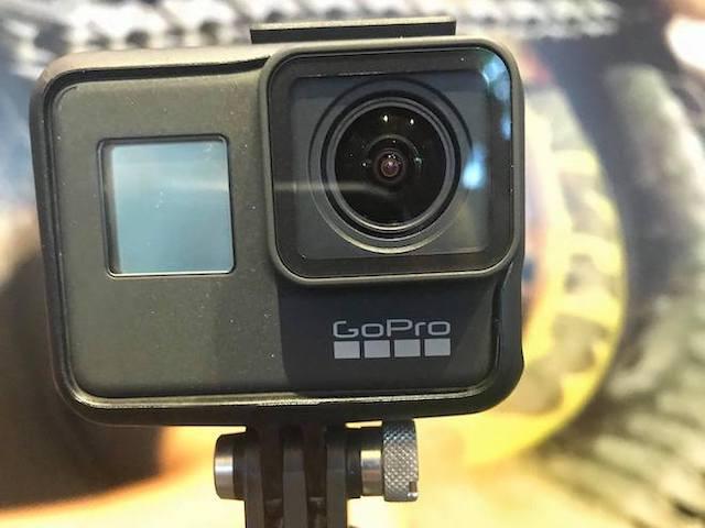 GoPro giới thiệu camera hành trình có tính năng livestream Facebook