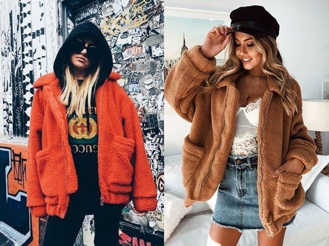 """Kiểu áo khoác dành cho những cô nàng không có """"gấu"""""""