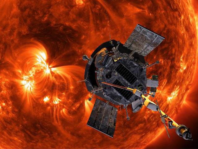 Tàu vũ trụ NASA lập kỷ lục tiếp cận Mặt Trời ở khoảng cách gần nhất