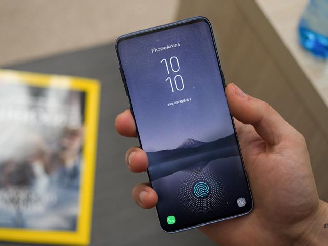 Chip Exynos 9820 trang bị cho Galaxy S10 đã lộ diện