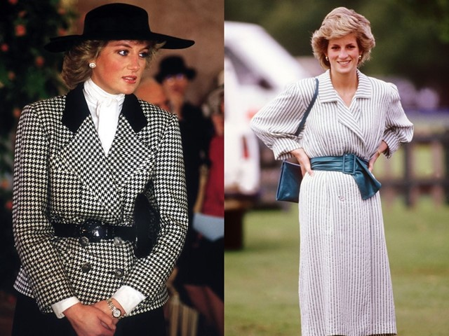 """Học công nương Diana cách """"lên đồ"""" cực đẹp cho nàng công sở"""