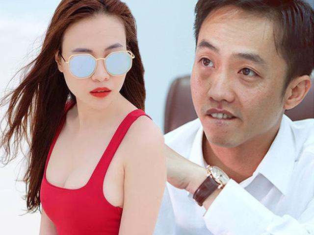 """Cường Đô La bất ngờ """"dằn mặt"""" người xúc phạm vợ sắp cưới Đàm Thu Trang"""