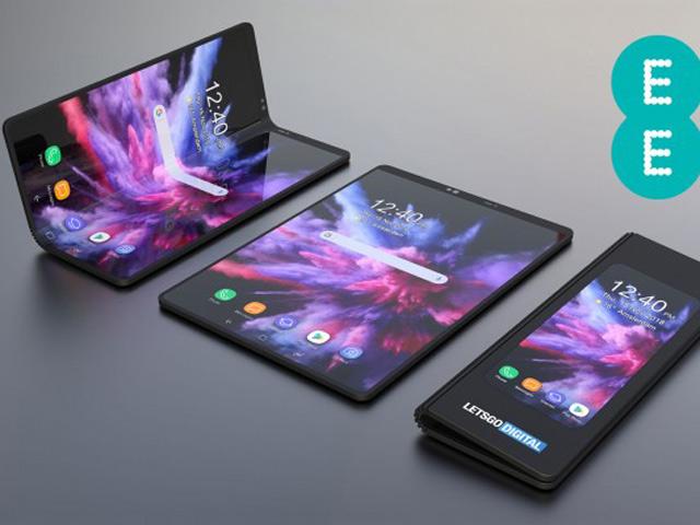 """Dự đoán giá cực """"sốc"""" của Galaxy Flex có màn hình gập lại"""