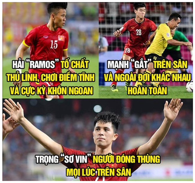 loat anh che doi tuyen viet nam sau vong bang aff cup 2018 hinh anh 11