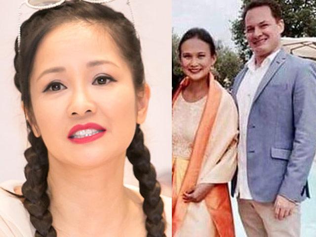Hồng Nhung tiết lộ 2 con phải điều trị tâm lý khi thấy ảnh bố bên phụ nữ khác