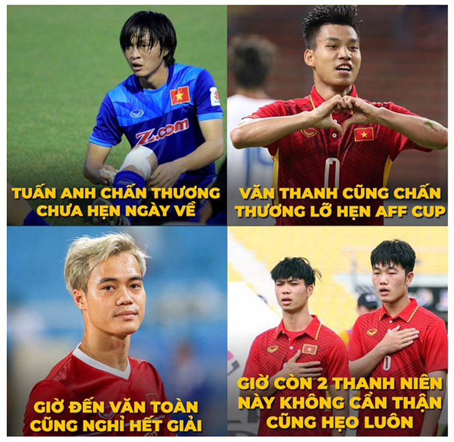 loat anh che doi tuyen viet nam sau vong bang aff cup 2018 hinh anh 8