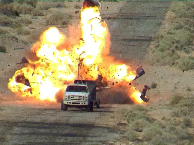 Những cuộc thử nghiệm phóng tên lửa siêu chính xác của quân đội Mỹ