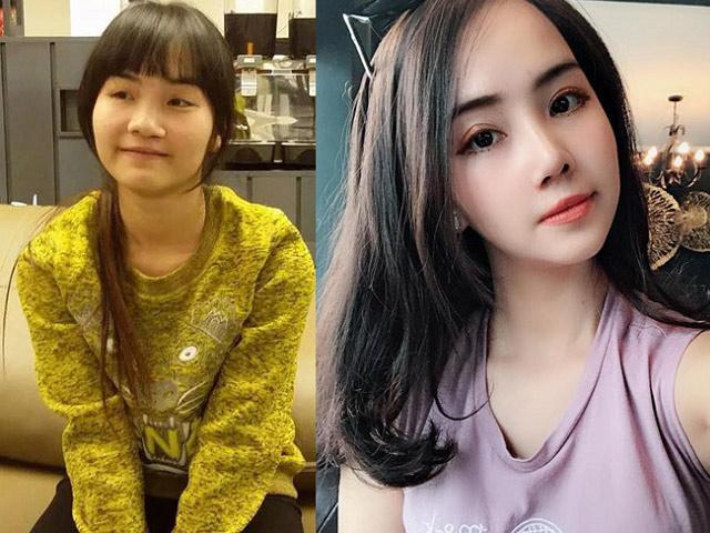 2 cô vợ Hà Nội, Quảng Ninh được chồng cưng như trứng mỏng sau khi sửa mặt
