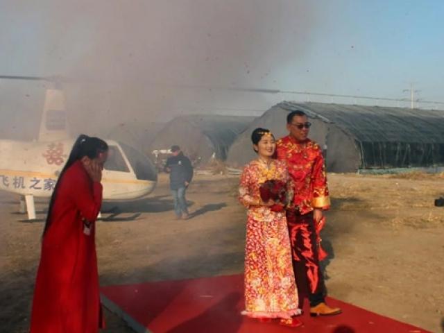 """Trào lưu đám cưới siêu xa xỉ, gây """"suy đồi đạo đức"""" ở Trung Quốc"""