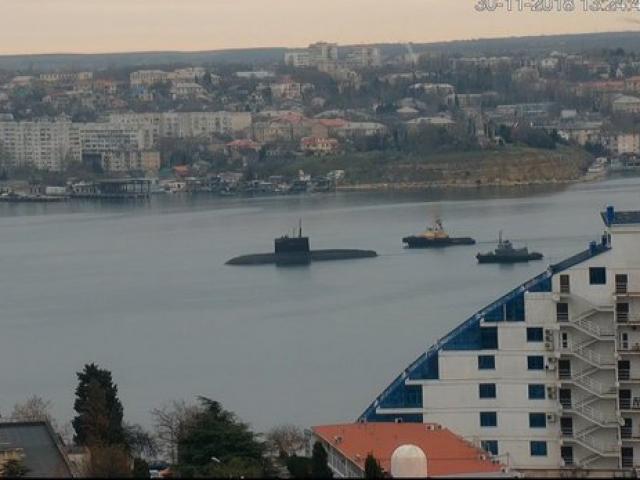 Động thái đáng sợ của Nga trước tin Mỹ sẽ đưa tàu chiến đến gần Ukraine