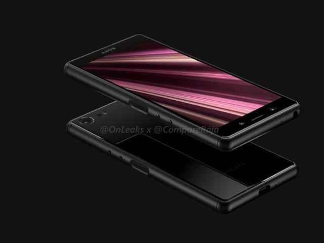 Lộ diện Sony Xperia XZ4 Compact đa chiều