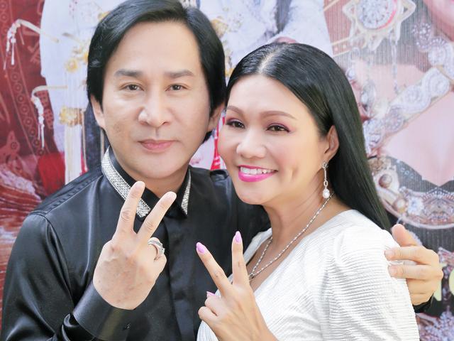 Kim Tử Long đau đầu khi Ngọc Huyền mời Hoài Linh, Trấn Thành tham gia liveshow