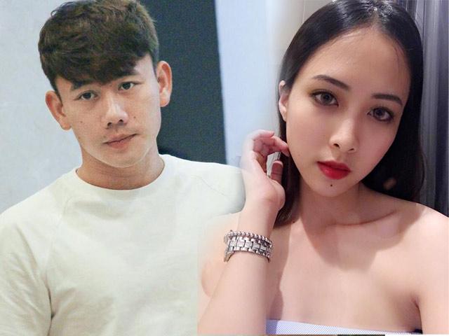 """Cầu thủ Minh Vương: """"Điều duy nhất tôi không hối hận là yêu em"""""""