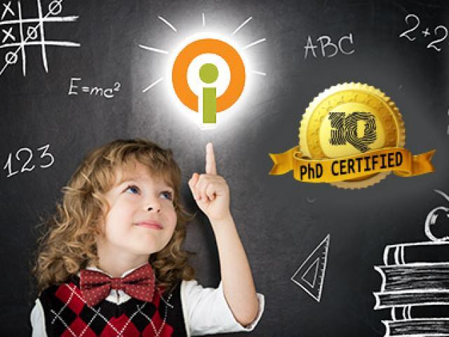Bài test IQ xác định chỉ số thông minh cực chuẩn