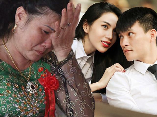 Mẹ Công Vinh khóc nức nở khi nghe tin con trai ly hôn Thủy Tiên: Sự thật ngã ngửa