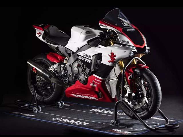 Yamaha YZF-R1M GYTR 2019 có giá cực sốc, chỉ 20 chiếc được sản xuất