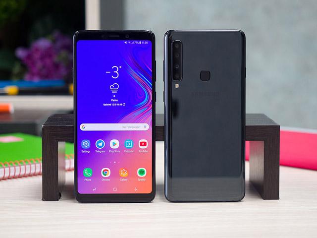 Galaxy A10 với máy quét vân tay dưới màn hình bất ngờ lộ diện