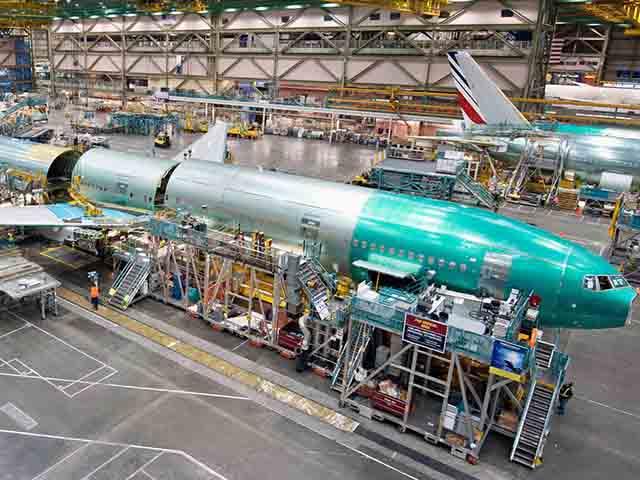 Quy trình sản xuất máy bay 737 chỉ trong 9 ngày của Boeing