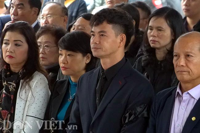 Phó Giám đốc Nhà hát kịch Việt Nam, Nguyễn Xuân Bắc là thành viên BTC lễ tang.