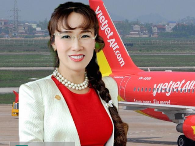 """Máy bay gặp sự cố nghiêm trọng, nữ tỷ phú USD Việt """"bay"""" ngay hơn 300 tỷ đồng"""