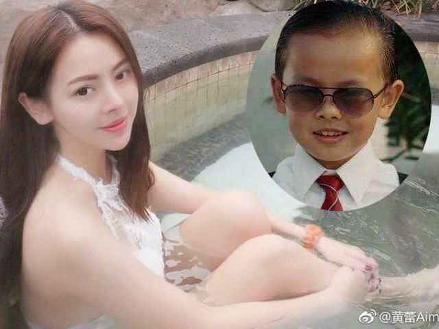 Cậu bé phim Châu Tinh Trì bỗng lột xác thành cô gái xinh đẹp khó tin