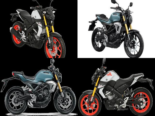 Có hơn 70 triệu đồng, chọn 2019 Honda CB150R hay Yamaha MT-15?