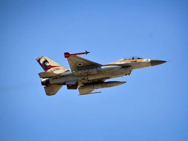 Israel tung ảnh kho vũ khí Iran ở Syria bị san phẳng sau đợt không kích
