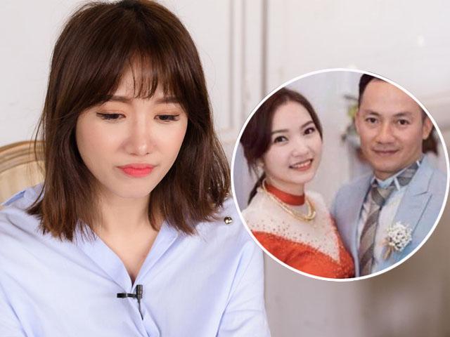 Phản ứng bất ngờ của Hari Won khi tình cũ dài 9 năm Tiến Đạt cưới vợ