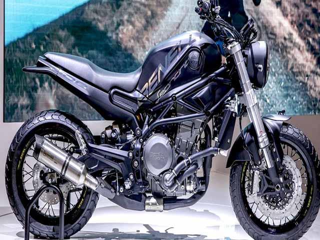 Benelli Leoncino 800 giá rẻ chốt ngày ra mắt: Ducati Scrambler có giật mình?