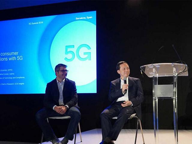 Oppo sắp ra mắt điện thoại đầu tiên hỗ trợ mạng 5G chế độ kép