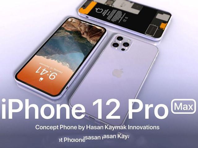 iPhone 12 Pro Max quá đỉnh với camera selfie dưới màn hình, iPhone 11 Pro Max thua xa