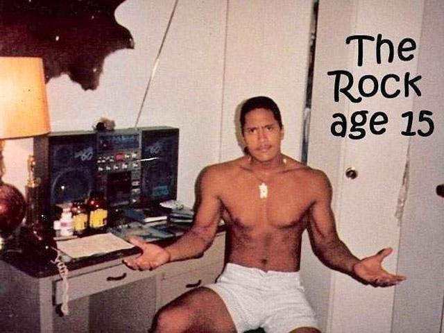 """Bí quyết ăn, tập của """"người hùng"""" The Rock"""