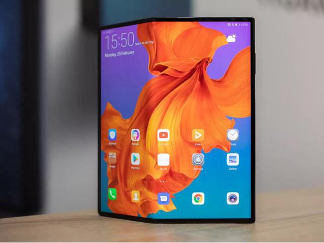 HOT: Huawei Mate X đã được bán ra tại Trung Quốc