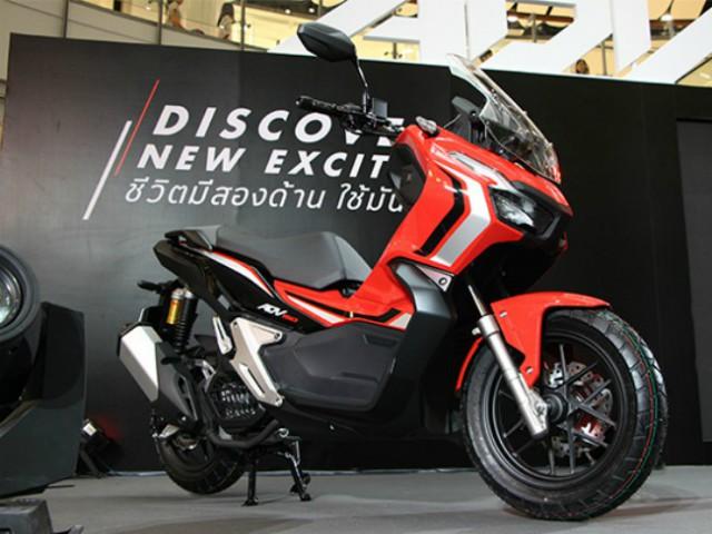 Cận cảnh xe ga Honda ADV 150 mới tại Đông Nam Á, giá 75 triệu đồng