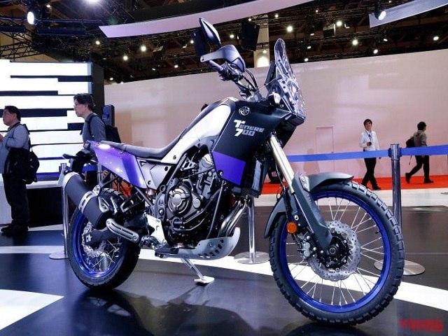 Mô tô phượt Yamaha Tenere 700 sắp được phát hành