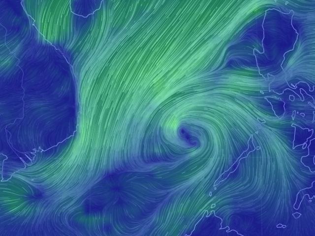 Áp thấp nhiệt đới sắp mạnh thành bão, hướng vào Nam Trung Bộ
