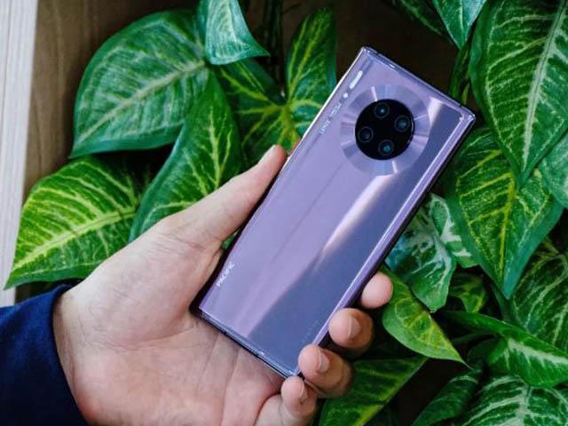Huawei bán sạch 100.000 chiếc Mate 30 5G trong hơn 1 phút