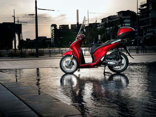 CHÍNH THỨC: Honda SH 2020 trình làng tại Việt Nam, giá từ 71 triệu đồng