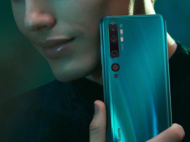Xiaomi Mi CC9 Pro vừa ra mắt đã trở thành smartphone chụp ảnh tốt nhất thế giới