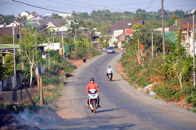 Nông thôn mới Đắk Nông: Ở đâu cũng thấy sáng – xanh – sạch – đẹp