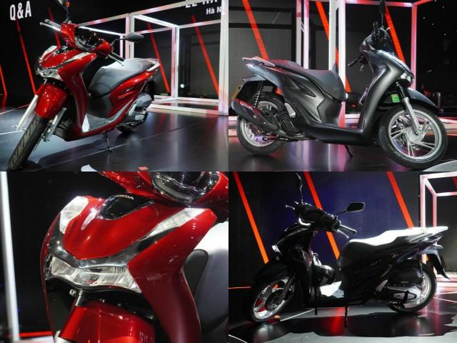 Chi tiết bộ ảnh thực tế Honda SH 2020 tại Việt Nam