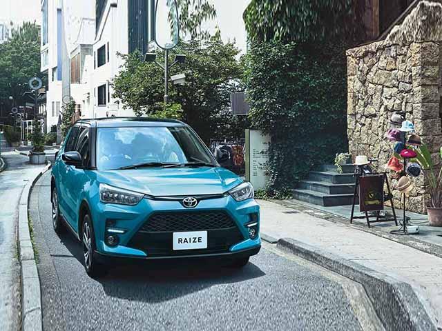 Toyota Raize 2020 chính thức ra mắt, đối trọng của Ford EcoSport