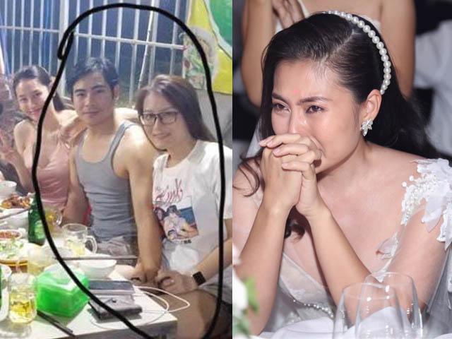 Ngọc Lan vừa tuyên bố ly hôn, cô gái lộ ảnh nắm tay Thanh Bình gặp rắc rối