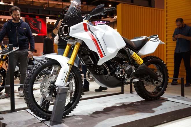 xe mô tô ấn tượng tại EICMA